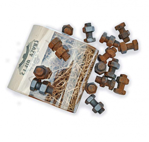 Iron Chocolate Screws Gift Set