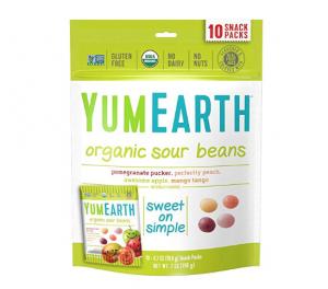 YumEarth Sour Beans