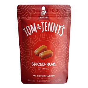 Tom & Jenny's Spiced Rum Caramel