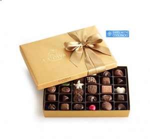 Godiva Classic Gold Ribbon Gift Set