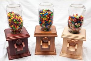 Dave's Wooden Candy Dispenser