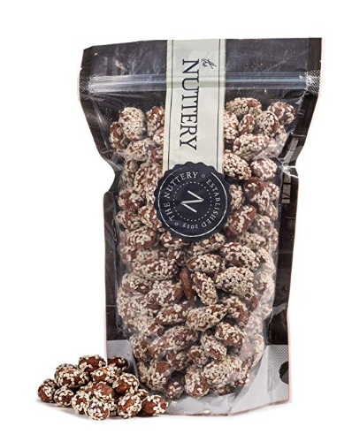 The Nuttery Sesame Almonds