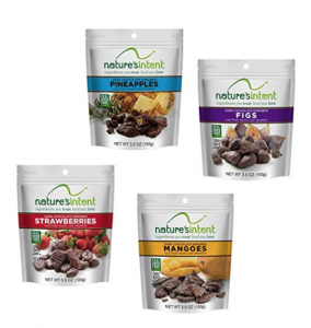 Natures Intent Dried Fruit Variety Pack