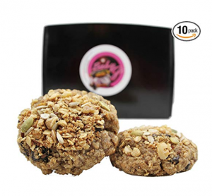 Baby G's Oatmeal Walnuts & Cranberry