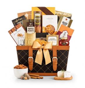 Gift Tree Gourmet Basket