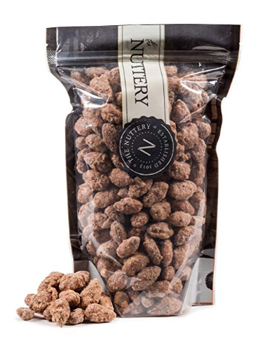 The Nuttery Cinnamon Almonds