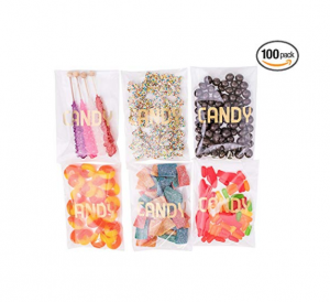Sweet Party Details Candy Bags