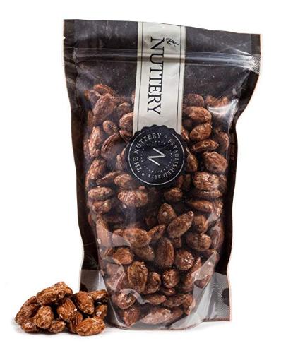 The Nuttery Glazed Almonds