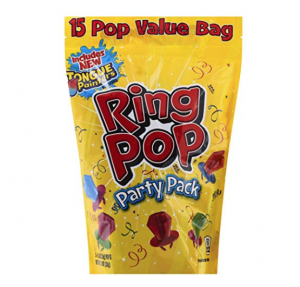 Bazooka Ring Pops