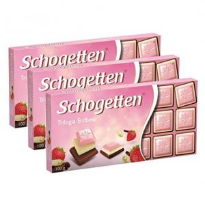 Schogetten Trilogia Strawberry