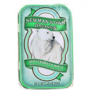 Newman's Own Wintergreen