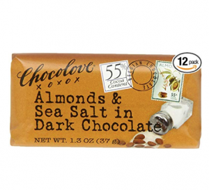 Chocolove Almonds & Sea Salt