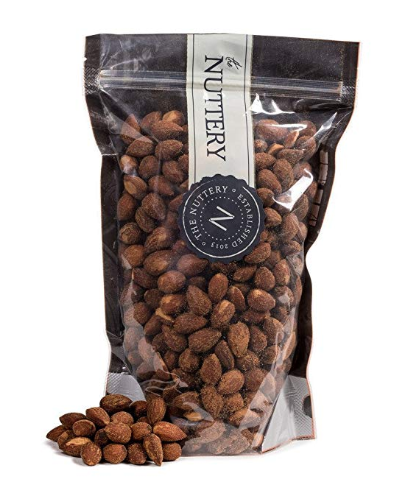 The Nuttery Hickory Smoked Almonds