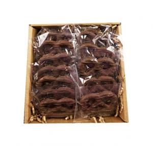 Sugar Plum Dark Chocolate Pretzel