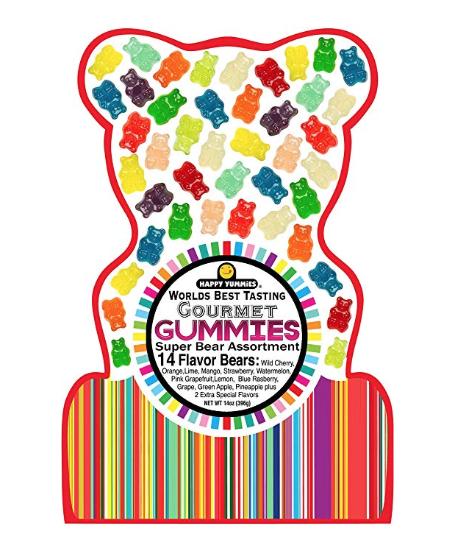 Happy Gummy Bears