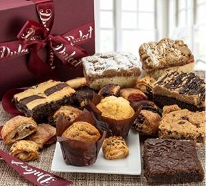 Dulcet Gift Basket Brownies