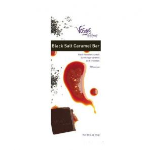Vosges Black Salt Caramel Bar