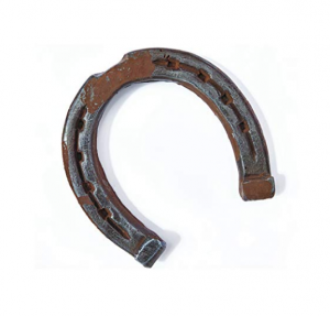 IronChoco Chocolate Horse Shoe