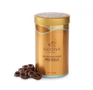 Godiva Milk Chocolate Pretzel