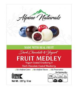 Alpine Naturals Medley Blueberry
