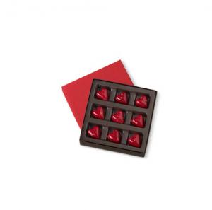 Kohler Chocolate Red Hearts