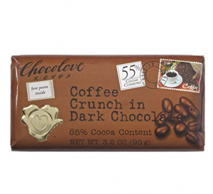 Chocolove Coffee Crunch