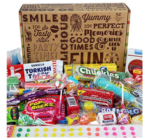 Vintage Candy Retro Candy