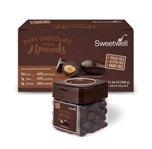 Sweetwell Chocolate Almonds