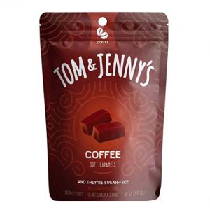 Tom Jenny's Coffee Caramel