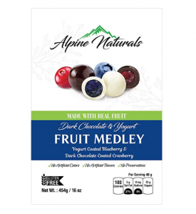 Alpine Naturals Fruit Medley Cranberry