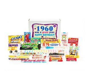 Vintage candy 59th Birthday