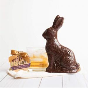 Sugar Plum Whiskey Dark Easter Bunny