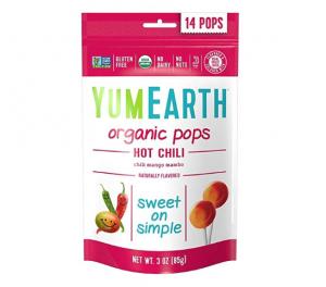 YumEarth Chili Lollipops