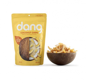 Dang Caramel Sea Salt Coconut Chips
