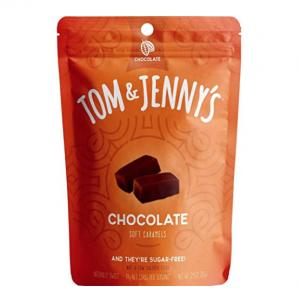 Tom & Jenny's Chocolate Caramel
