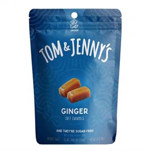 Tom & Jenny 's Ginger Caramel