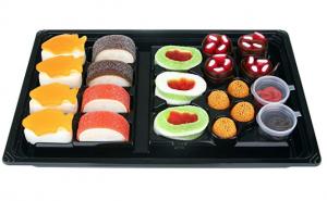 Raindrops Candy Sushi