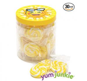 YumJunkies Lemon Bites