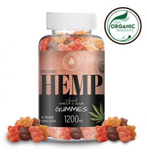 Organic Hemp Oil Gummy