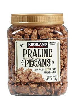 Kirkland Praline Pecans 2.5lb