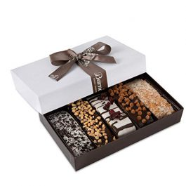 Barnett's Gourmet Chocolate Biscotti Favors Gift Box Sample