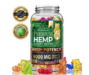 Hemp Organic Gummies