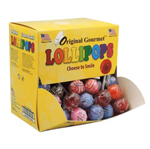 Original Gourmet Lollipops Variety Box