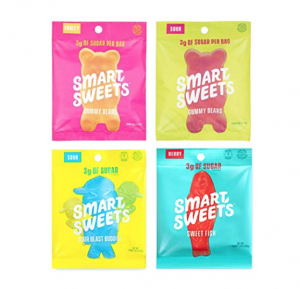 Smart Sweet Gummy Bears Variety Pack