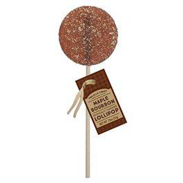 Maple Bourbon Gourmet Cocktail Hard Candy Lollipop (24 Count)