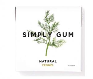 Simply Gum Fennel