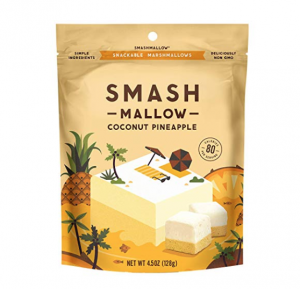 Smash Mallow Coconut Pineapple