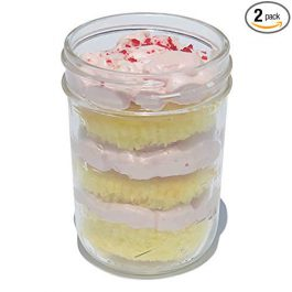 Cupcakes In A Jar Lemon Raspberry Delight By Molly And Mia (2)