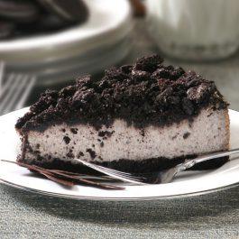 David's Cookies Cookies & Cream Cheesecake
