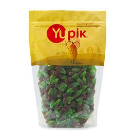 Yupik Mini Intense Cola Bottle Gummies, 2.2 Pound
